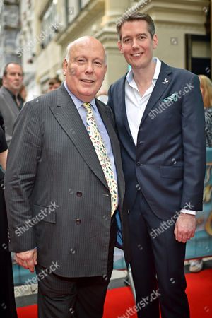 Julian Fellowes and Jamie Hendry