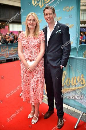 Jamie Hendry and Analise Hendry
