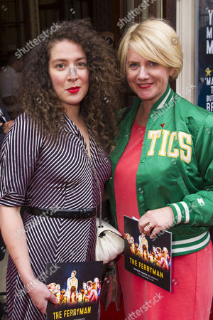 Natalie Casey and Jackie Clune