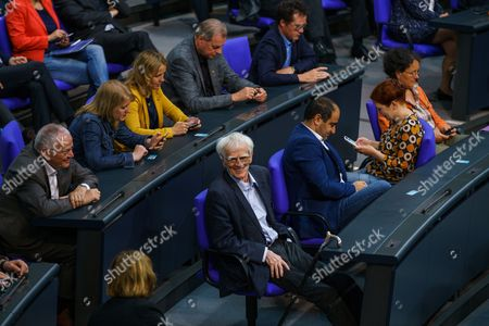 Editorial image of Session of the German Bundestag: Equality of homosexual couples, Berlin, Germany - 30 Jun 2017
