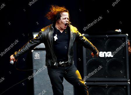 Stock Picture of Glenn Danzig