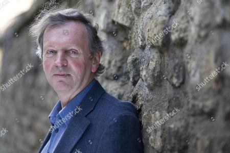Stock Picture of Rupert Sheldrake