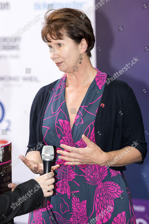 Stock Photo of Julie Whelan, CEO of Nordoff Robbins