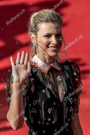 Editorial image of Opening ceremony - 52nd Karlovy Vary Film Festival, Czech Republic - 30 Jun 2017