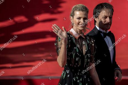 Daniela Pestova and Pavol Habera
