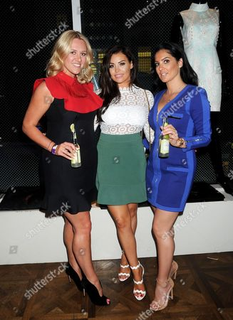 Jess Titcumb, Jessica Wright, Andraya Smith