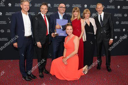 Alexander Rodnyansky, Nastassja Kinski, Valeska Grisebach, Markus Zimmer, Diana Illjen