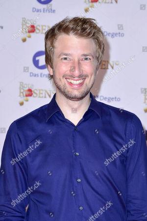 Stock Picture of Tobias Rosen