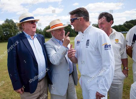 Sir Victor Blank, Lord Digby Jones, Lord Jeffery Archer