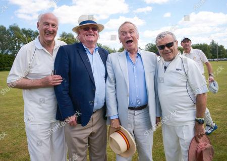 Sir Victor Blank, Lord Digby Jones, Lord Jeffery Archer, Sir Martin Sorell