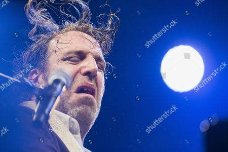 Stock Image of Chilly Gonzales