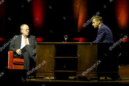 Peer Steinbrueck and Florian Schroeder