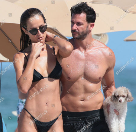 Editorial picture of Natalia Borges out and about, Miami Beach, Florida, USA - 02 Jul 2017