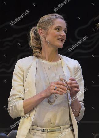 Naomi Frederick as Gina,