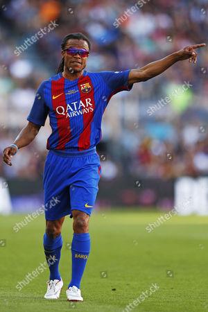 Edgar Davids (Barcelona legends)