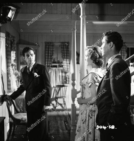 Peter Arne (Owen MacKenzie), (Betta St John (Joanna), William Sylvester (Alec Douglas)