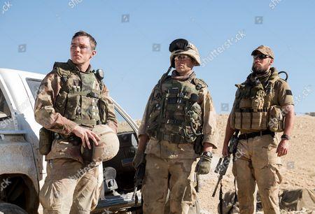 Nicholas Hoult, Logan Marshall-Green, Henry Cavill,