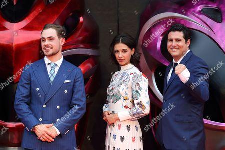Editorial image of 'Power Rangers' film premiere, Tokyo, Japan - 03 Jul 2017