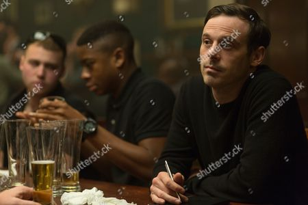 Emory Cohen, RJ Cyler, Scoot McNairy