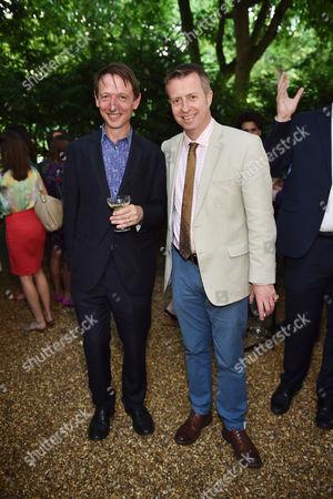 Alexander Sturridge and Tim Knox