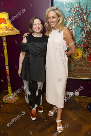 Josie Rourke (Author/Lyrics) and Kate Pakenham (Executive Producer)