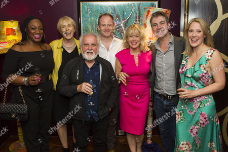 Stock Photo of Sandra Marvin (Camila Batmanghelidjh), Liz Robertson (Cheryl Gillan MP), Anthony O?Donnell (Paul Flynn MP), Robert Hands (David Jones MP), Rosemary Ashe (Kate Hoey MP), Alexander Hanson (Bernard Jenkin MP) and Joanna Kirkland (Chief Clerk)