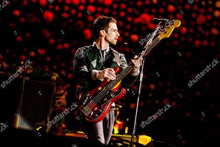 Coldplay - Guy Berryman