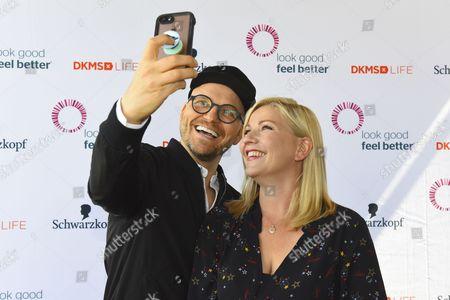 Armin Morbach and Aleksandra Bechtel