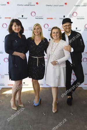 Ruth Neri, Aleksandra Bechtel, Marie-Eve Schröder and Armin Morbach