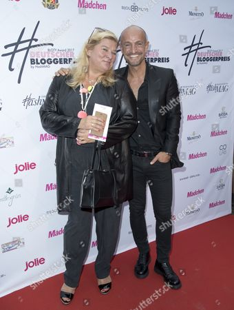 Susanne Hasenbeck-Berg and Peyman Amin
