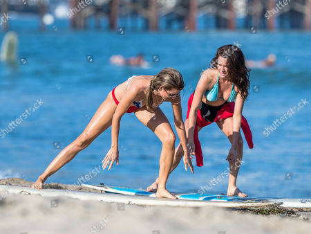 Stock Picture of Rachel McCord and Kirra Kehoe