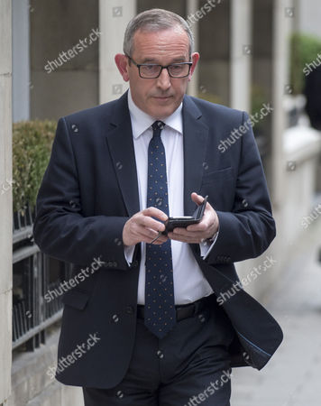Editorial image of Scottish Mp Stewart Hosie Leaving His Flat In Westminster Following Revelations Of An Affair With Political Writer Serena Cowdy. Picture David Parker 18/5/2016 Reporter Josh White.