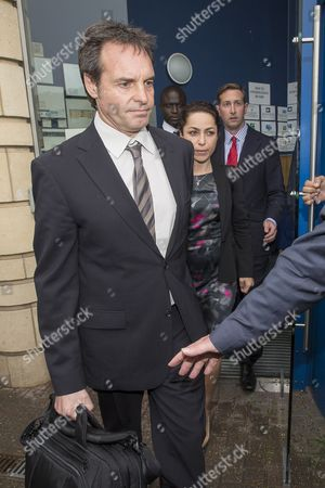 Stock Photo of Former Chelsea Team Doctor Eva Carneiro Leaving Croydon Industrial Tribunal After Settling Her Constructive Dismissal For Breach Of Contract And Sexual Discrimination Following Row With The Club's Then Manager Jose Mourinho. Carneiro Left The Club Claiming Constructive Dismissal After Being Downgraded By Mourinho For Offering Treatment To Eden Hazard Whilst The Team Were Already Down To 10 Men In A Premier League Match Against Swansea In August 2015.  07/6/2016 Reporter Sam Greenhill.