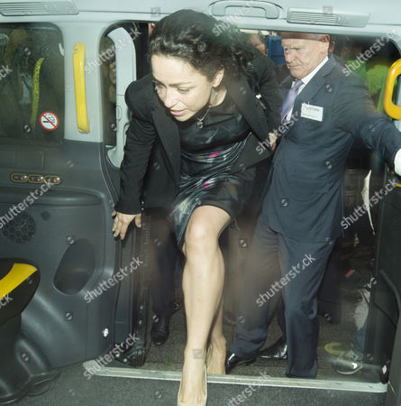 Stock Picture of Former Chelsea Team Doctor Eva Carneiro Leaving Croydon Industrial Tribunal After Settling Her Constructive Dismissal For Breach Of Contract And Sexual Discrimination Following Row With The Club's Then Manager Jose Mourinho. Carneiro Left The Club Claiming Constructive Dismissal After Being Downgraded By Mourinho For Offering Treatment To Eden Hazard Whilst The Team Were Already Down To 10 Men In A Premier League Match Against Swansea In August 2015.  07/6/2016 Reporter Sam Greenhill.