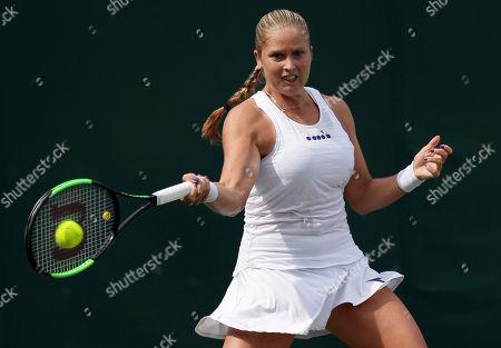 Editorial picture of Britain Wimbledon Tennis, London, United Kingdom - 04 Jul 2017