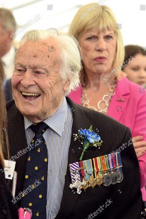 Squadron Leader Geoffrey Wellum DFC, RAF