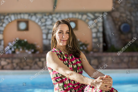 Stock Picture of Mary Karr at the Conversations