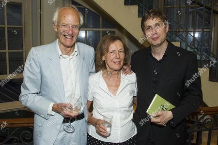 Michael Frayn, Claire Tomalin and Daniel Kehlmann (Author)