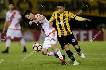 Editorial picture of Argentina Copa Libertadores, Asuncion, Paraguay - 04 Jul 2017