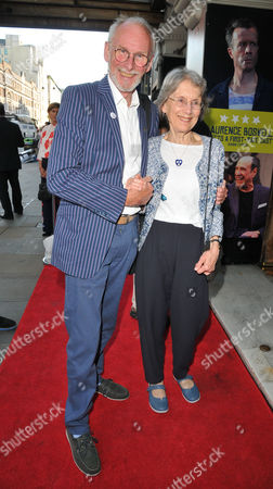 Editorial picture of 'The Mentor' play press night, Arrivals, London, UK - 04 Jul 2017