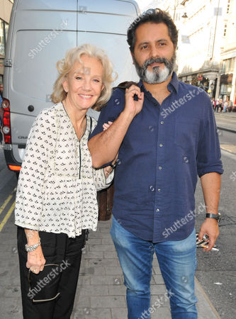 Editorial image of 'The Mentor' play press night, Arrivals, London, UK - 04 Jul 2017