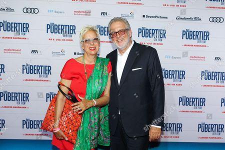 Doris Doerrie, Martin Moszkowicz
