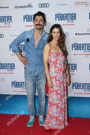 Editorial picture of Premiere of Das Pubertier - The Movie, Munich, Germany - 04 Jul 2017