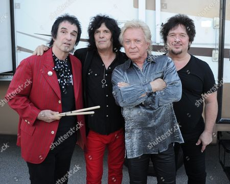 The Romantics - Brad Elvis, Mike Skill, Rich Cole, Wally Palmar