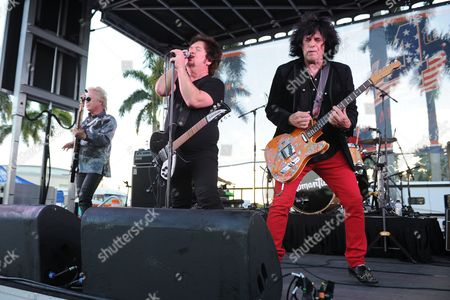 The Romantics - Rich Cole, Wally Palmar, Mike Skill