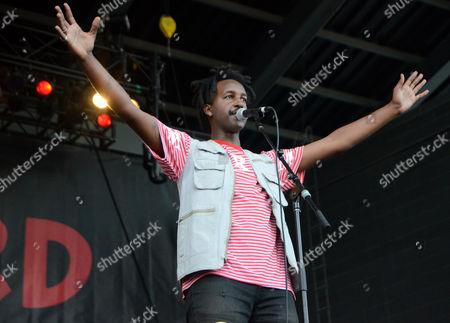 Editorial image of Music 2017 Summerfest Music Festival, Milwaukee, USA - 04 Jul 2017