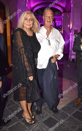 Editorial image of Gina Lollobrigida 90th Birthday celebrations, Rome, Italy - 04 Jul 2017