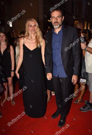 Fausto Brizzi, Claudia Zanella