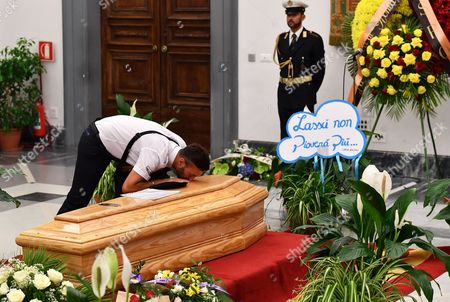 Editorial photo of Homage to Paolo Villaggio in Rome, Italy - 05 Jul 2017