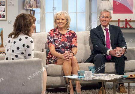 Editorial image of 'Lorraine' TV show, London, UK - 05 Jul 2017